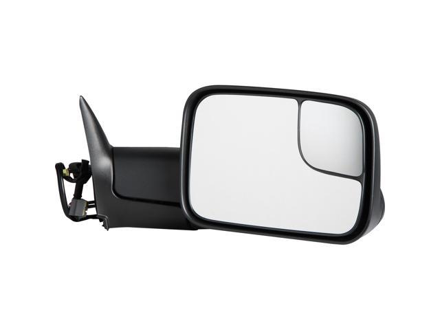 Pilot Power Non Heated Mirror Right Black Textured DGC29410QR