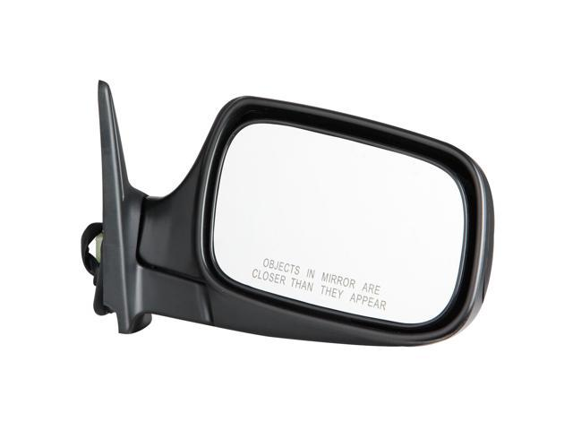 Pilot 05-08 Subaru Forester 2.5 X Model Power Non Heated Mirror Right Black Textured SB319410AR