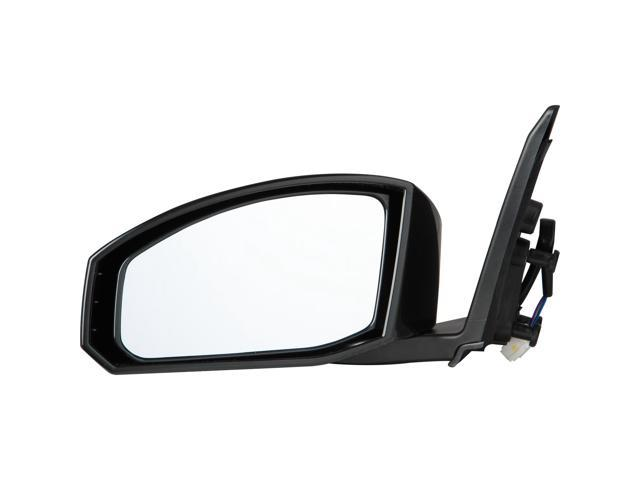 Pilot 03-04 Nissan 350Z Base, Enthusiast, Track, Performance Model Power Non Heated Mirror Left Black Smooth/Textured NS5394100L