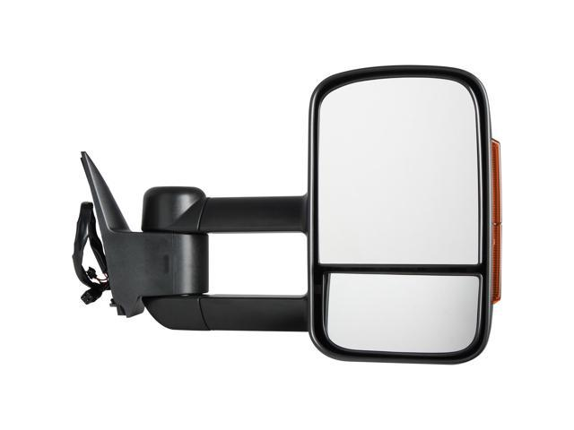 Pilot Power Heated Mirror Right Black Textured CVE49410ERP