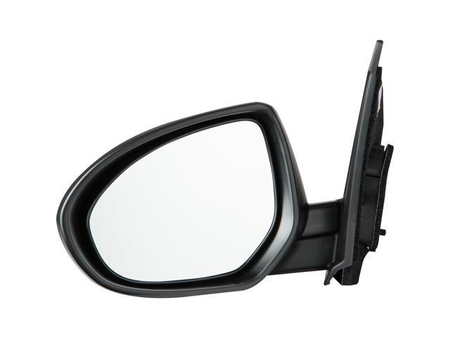 Pilot 10-10 Mazda 3 Power Heated Mirror Left Black Smooth/Textured MZ369410AL