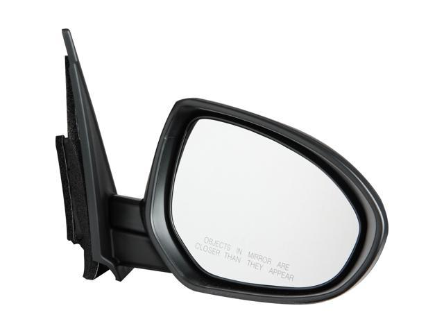 Pilot 10-10 Mazda 3 Power Heated Mirror Right Black Smooth/Textured MZ369410AR