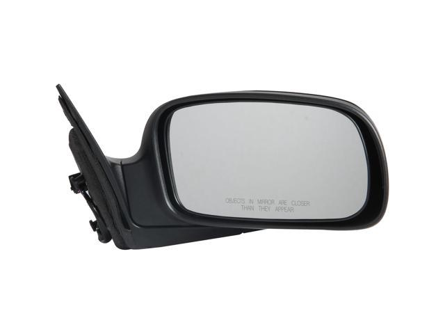 Pilot 06-08 Chrysler Pacifica w/o Electrochromic Mirror Code GTS Power Heated Mirror Right Black Textured CR809410BR