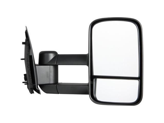 Pilot Manual Mirror Right Black Textured FD9494100RP