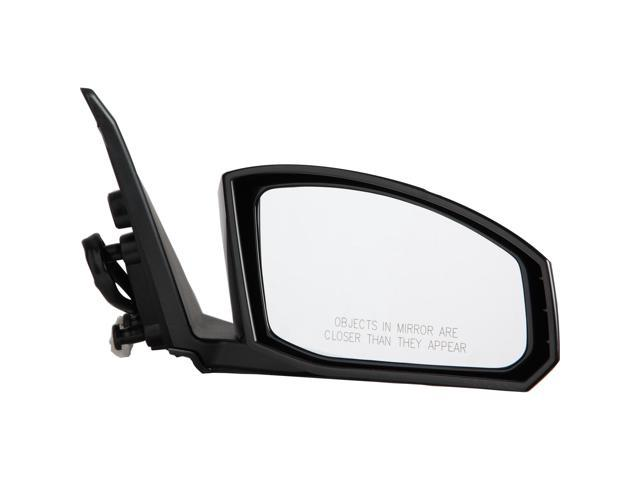 Pilot 03-04 Nissan 350Z Touring Model 05-09 Nissan 350Z Power Heated Mirror Right Black Smooth/Textured NS539410AR