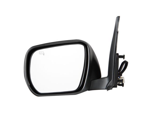 Pilot 06-10 Suzuki Grand Vitara Power Heated Mirror Left Black Smooth/Textured SZ839410AL
