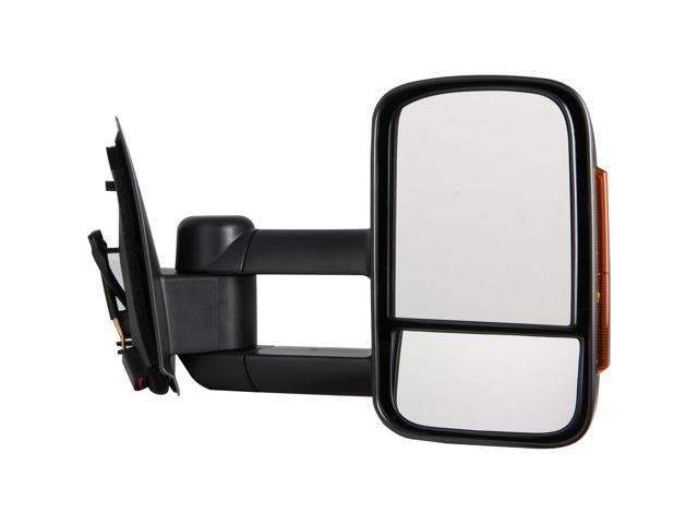 Pilot Power Non Heated Mirror Right Black Textured FD949410CRP
