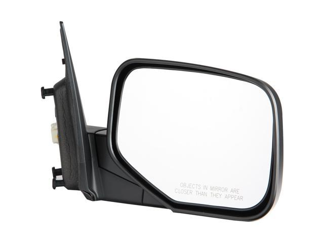 Pilot 06-10 Honda Ridgeline Power Heated Mirror Right Black Smooth HDE09410BR