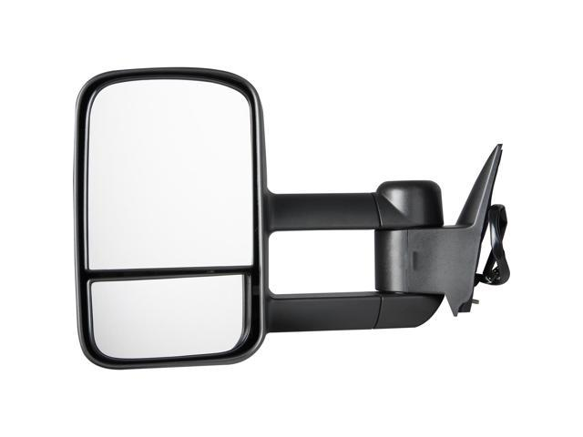 Pilot Power Non Heated Mirror Left Black Textured CVE49410BLP