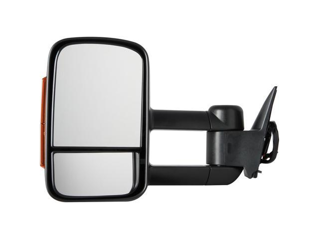 Pilot Power Non Heated Mirror Left Black Textured CVE49410CLP