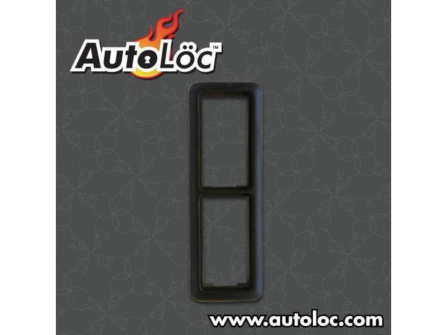 Autoloc Switch Bezel Frame For 2 Stacked Switches By Autoloc AUTCASEZ