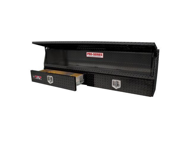 Westin 80-TBS200-72-BD-B Brute Pro Series Contractor Top Sider Tool Box