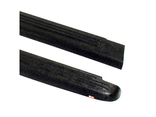 Westin 72-00801 Wade; Truck Bed Side Rail Protector Fits 98-04 Frontier