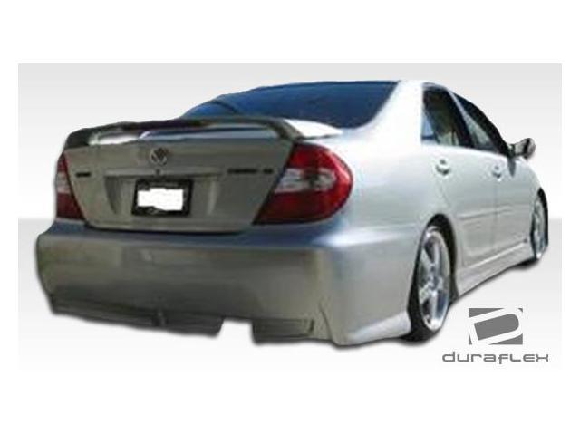 2002 2005 toyota camry duraflex top gear 2 rear bumper. Black Bedroom Furniture Sets. Home Design Ideas