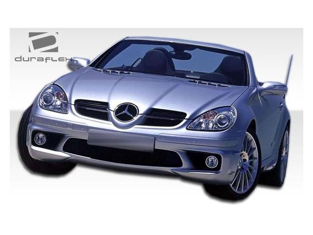 2005 2011 mercedes benz slk r171 duraflex slk55 look front for Mercedes benz slk accessories
