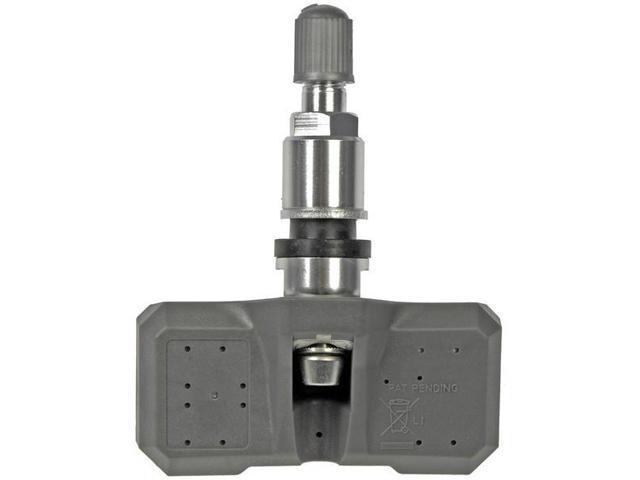 Dorman TPMS Sensor (974-009) Fits: 2010-09 Enclave, STS, Malibu, Traverse, Acadia, Aura, 2010-08 Impala, Outlook, Vue, 2010-07 Aveo, 2009-08 Equinox, HHR, Silverado/Sierra 1500/2500/3500, H2, G5, G8,