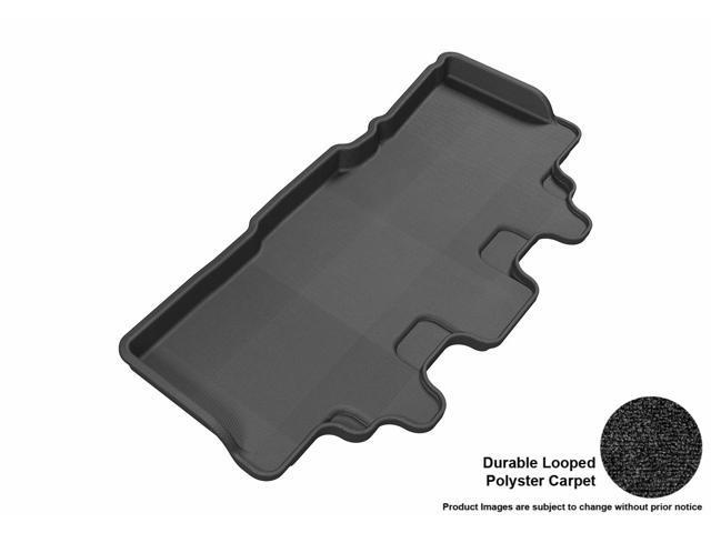 3D MAXpider Floor Mat JEEP COMMANDER 2006-2010 CLASSIC BLACK R3 ...