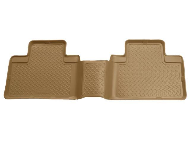 Husky Liners Classic Style Series 2Nd Seat Floor Liner 65493 2005-2015  Toyota Tacoma