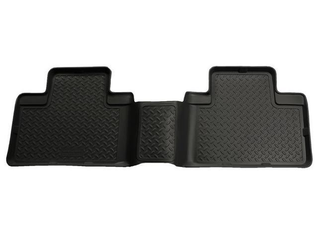 Husky Liners Classic Style Series 2Nd Seat Floor Liner 65491 2005-2015  Toyota Tacoma