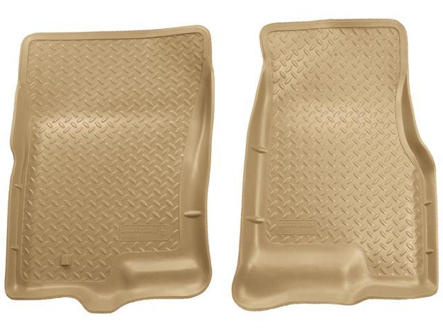 Husky Liners Classic Style Series Front Floor Liners 33533 2007-2014  Ford Expedition