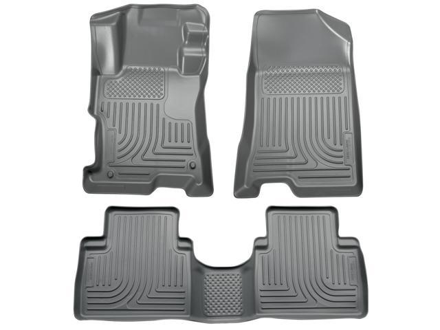 Husky Liners Weatherbeater Series Front & 2Nd Seat Floor Liners 98862 2011-2013  Kia Sportage