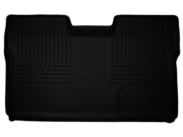 Husky Liners Weatherbeater Series 2Nd Seat Floor Liner 19331 2009-2014  Ford F-150