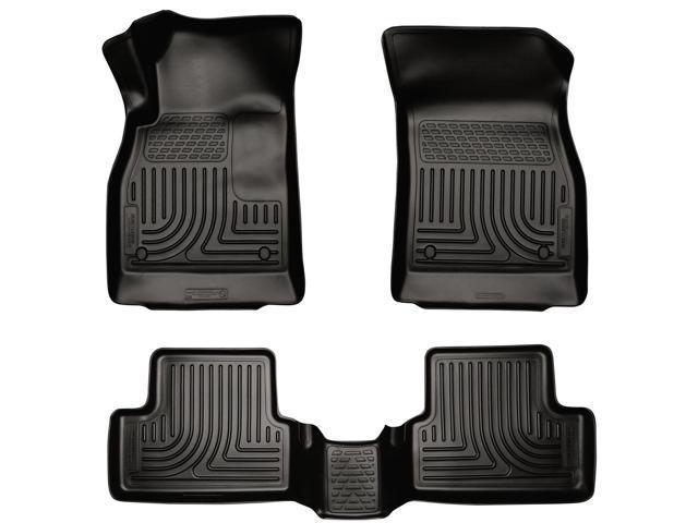 Husky Liners Weatherbeater Series Front & 2Nd Seat Floor Liners 98161 2011-2015  Chevrolet Cruze