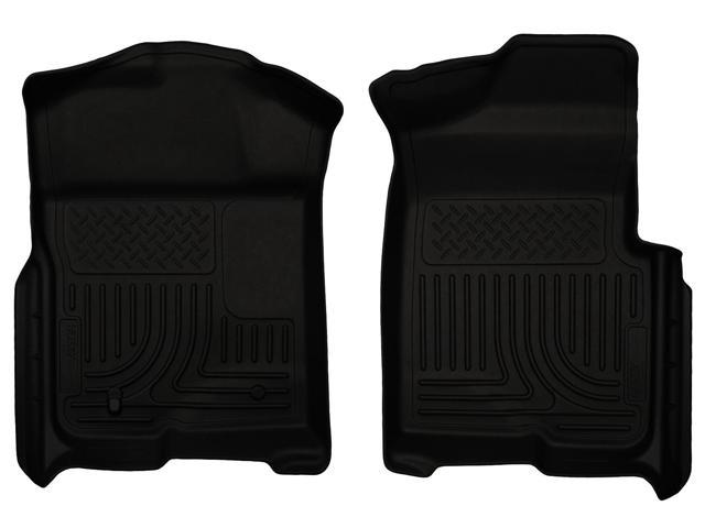 Husky Liners Weatherbeater Series Front Floor Liners 18331 2009-2014  Ford F-150