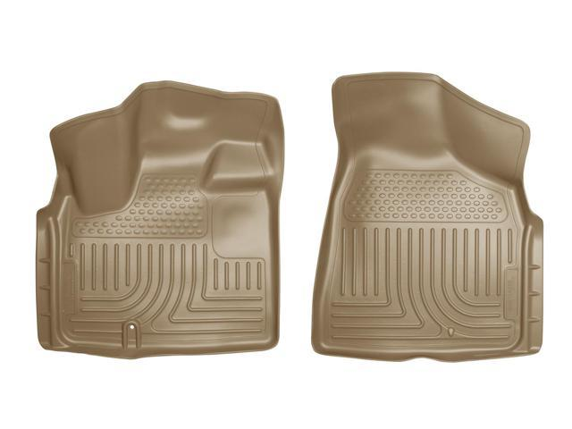 Husky Liners Weatherbeater Series Front Floor Liners 18093 2008-2015  Chrysler Town & Country