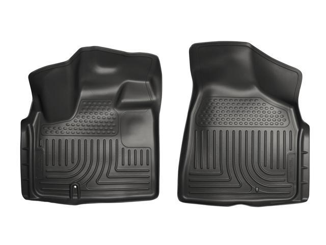 Husky Liners Weatherbeater Series Front Floor Liners 18091 2008-2015  Chrysler Town & Country