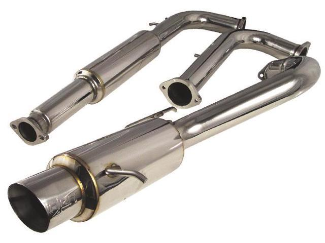Injen Catback Exhaust CBE for 00-05 Mitsubishi Eclipse V6