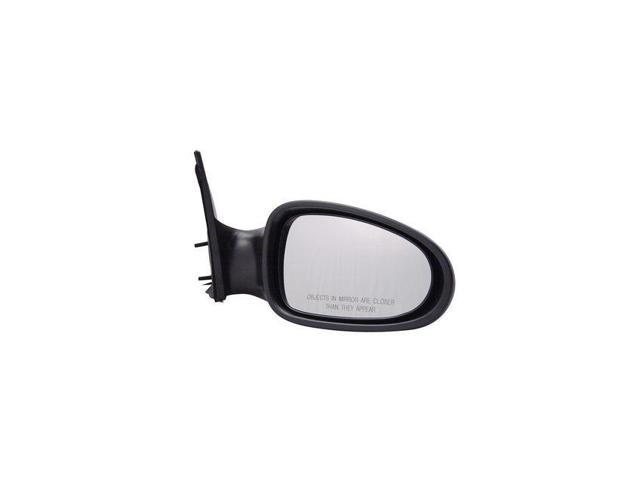 Pilot 05-06 Nissan Altima S, SE Model Power Non Heated Mirror Right Black Smooth DT1529410-6R00