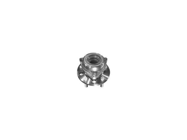 Timken Wheel Bearing and Hub Assembly Front TM513059