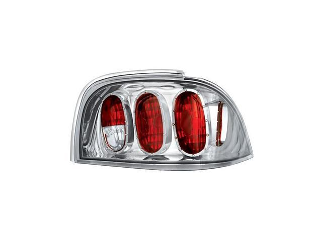 IPCW Tail Lamp CWT-CE519C 94-98 Ford Mustang Crystal Clear