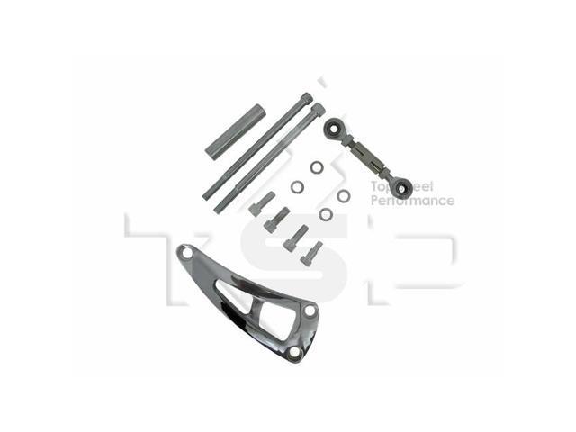 TSP BB Chevy Alternator Bracket LWP Kit JM9103P