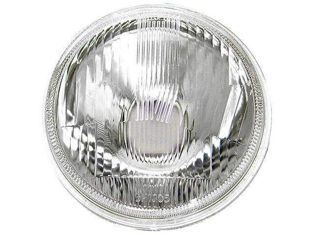 IPCW CWC-7003 Conversion Headlight 5 3, 4 In. Round Plain Without H4 Bulb