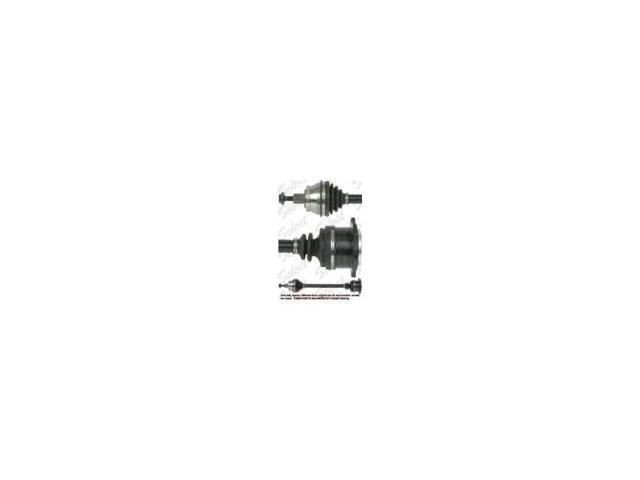New CARDONE Select Constant Velocity Drive Axle 66-7257 96-01 Audi A4 2.8L 6/98-05 Volkswagen Passat 2.8L 6/01-05 Volkswagen ...
