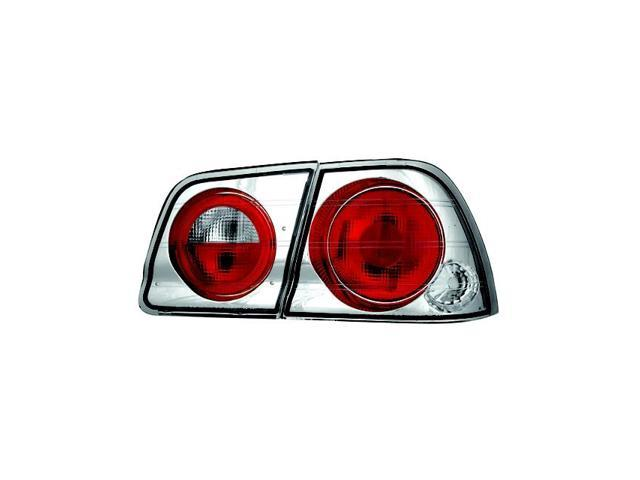 IPCW Tail Lamp CWT-1107C2 95-96 Nissan Maxima Crystal Clear