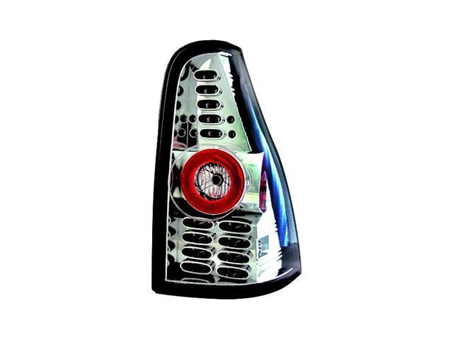 IPCW Tail Lamp LED LEDT-2003C 03-07 Toyota 4Runner Crystal Clear