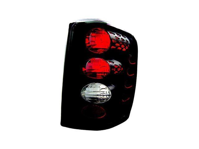 IPCW Tail Lamp CWT-CE5002CB 99-04 Jeep Grand Cherokee Bermuda Black