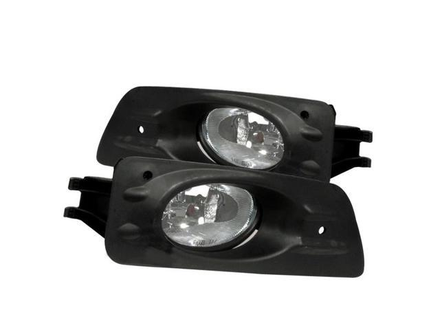 CG HONDA ACCORD 06-07 4DR FOG LIGHT WITH WIRING KITS AND SWITCH 27-DA-HA06-4D-F PAIR