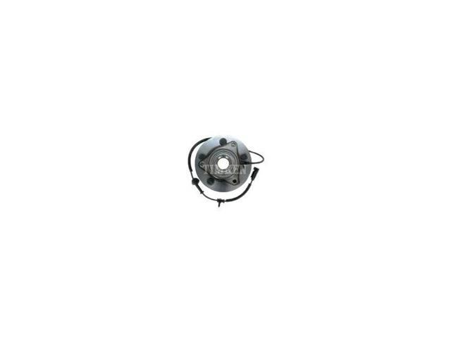 Timken Wheel Bearing and Hub Assembly 06 Dodge Ram 1500 ST/06 Dodge Ram 1500 SLT/02-05 Dodge Ram 1500/04-05 Dodge Ram 1500 5.7L 8 Front Left TMSP500100