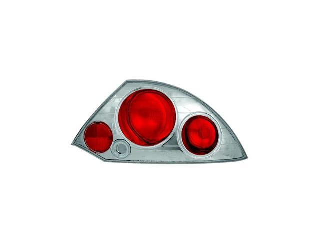 IPCW Tail Lamp CWT-905C2 00-05 Mitsubishi Eclipse Crystal Clear