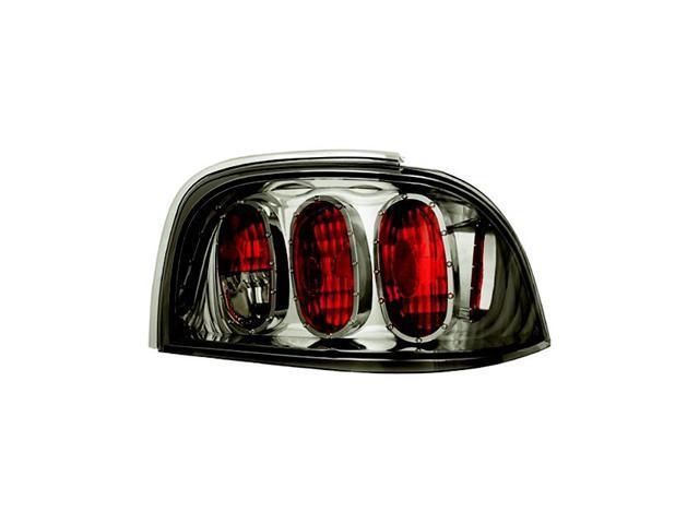 IPCW Tail Lamp CWT-CE519CS 94-98 Ford Mustang Platinum Smoke