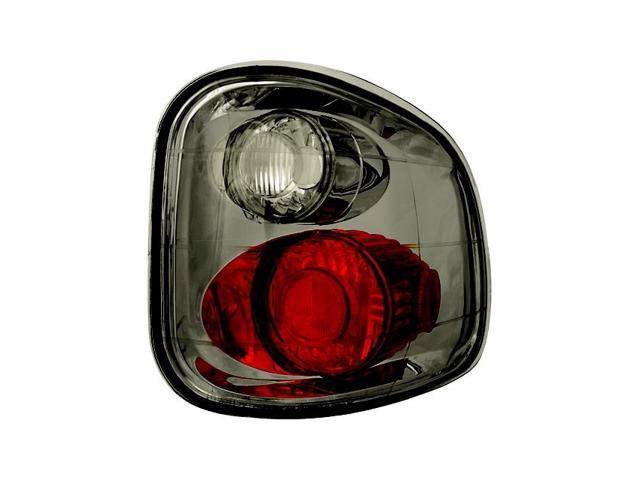 IPCW Tail Lamp CWT-CE501FCS 97-03 Ford F150 / F250 LD Platinum Smoke