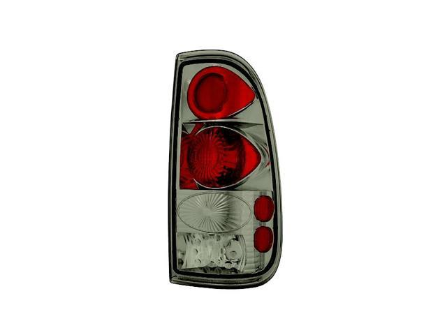IPCW Tail Lamp CWT-CE501CS 97-03 Ford F150 / F250 LD 97-03 Ford Super Duty Platinum Smoke