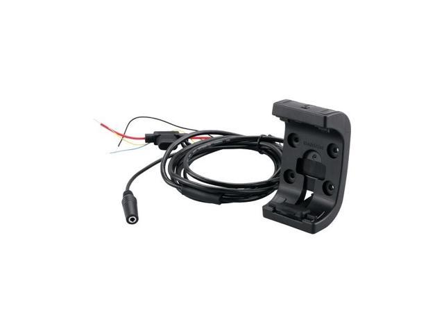 Garmin 010-11654-01 Amps Rugged Mount With Audio/power Cable