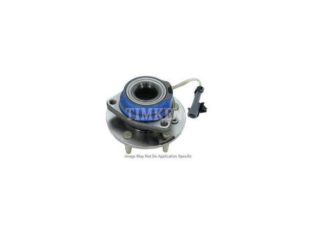 Timken Wheel Bearing and Hub Assembly 05-11 Cadillac STS/04-09 Cadillac SRX Rear TMHA590079