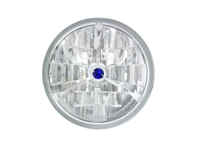 IPCW Headlight CWC-7007 Diamond-Cut W/ Tri-Bar W/ H4