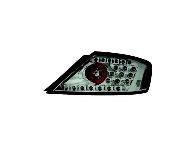 IPCW Tail Lamp LED LEDT-746CS 06-10 Honda Civic Platinum Smoke